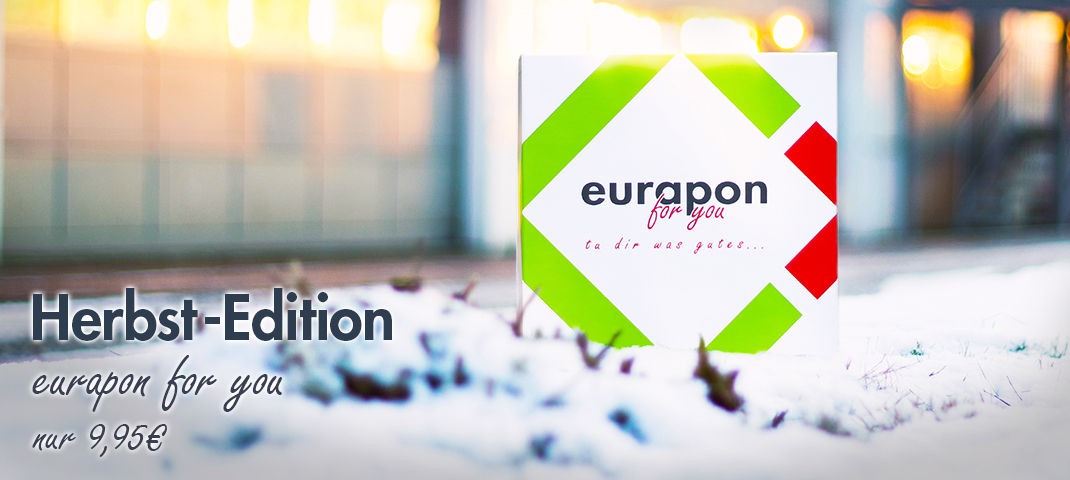 eurapon for you Winter Edition 2017