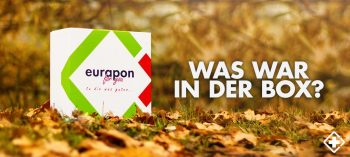 Was war in der eurapon for you Box Herbst-Edition 2018