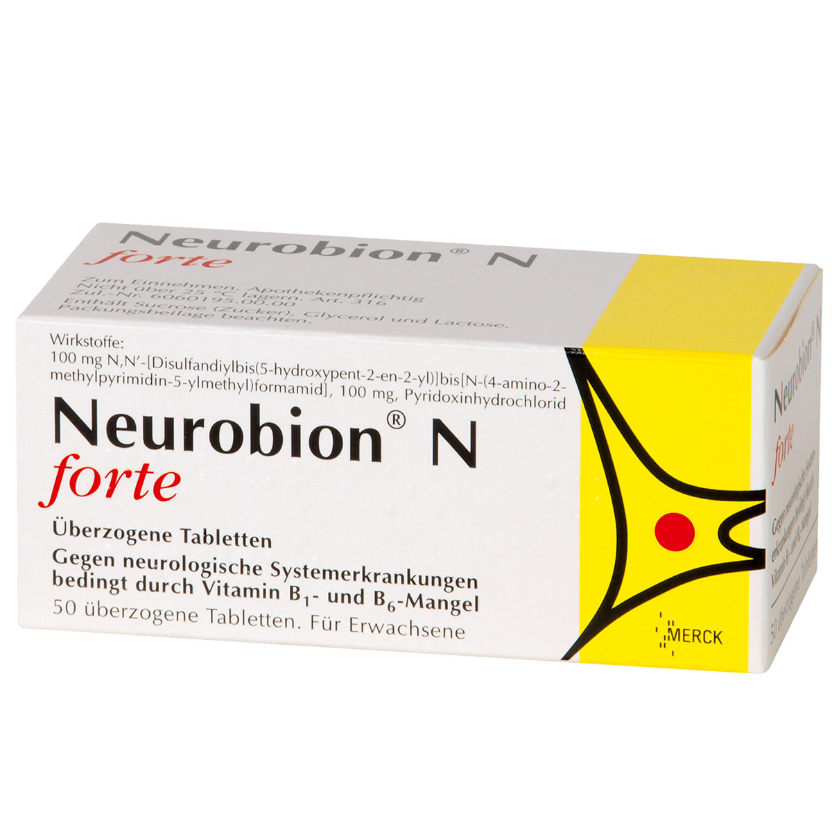 neurobion n forte berzogene tabletten 03962337 vitamin b eurapon. Black Bedroom Furniture Sets. Home Design Ideas