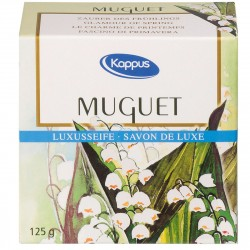 Kappus Muguet Lilly of the Valley Seife