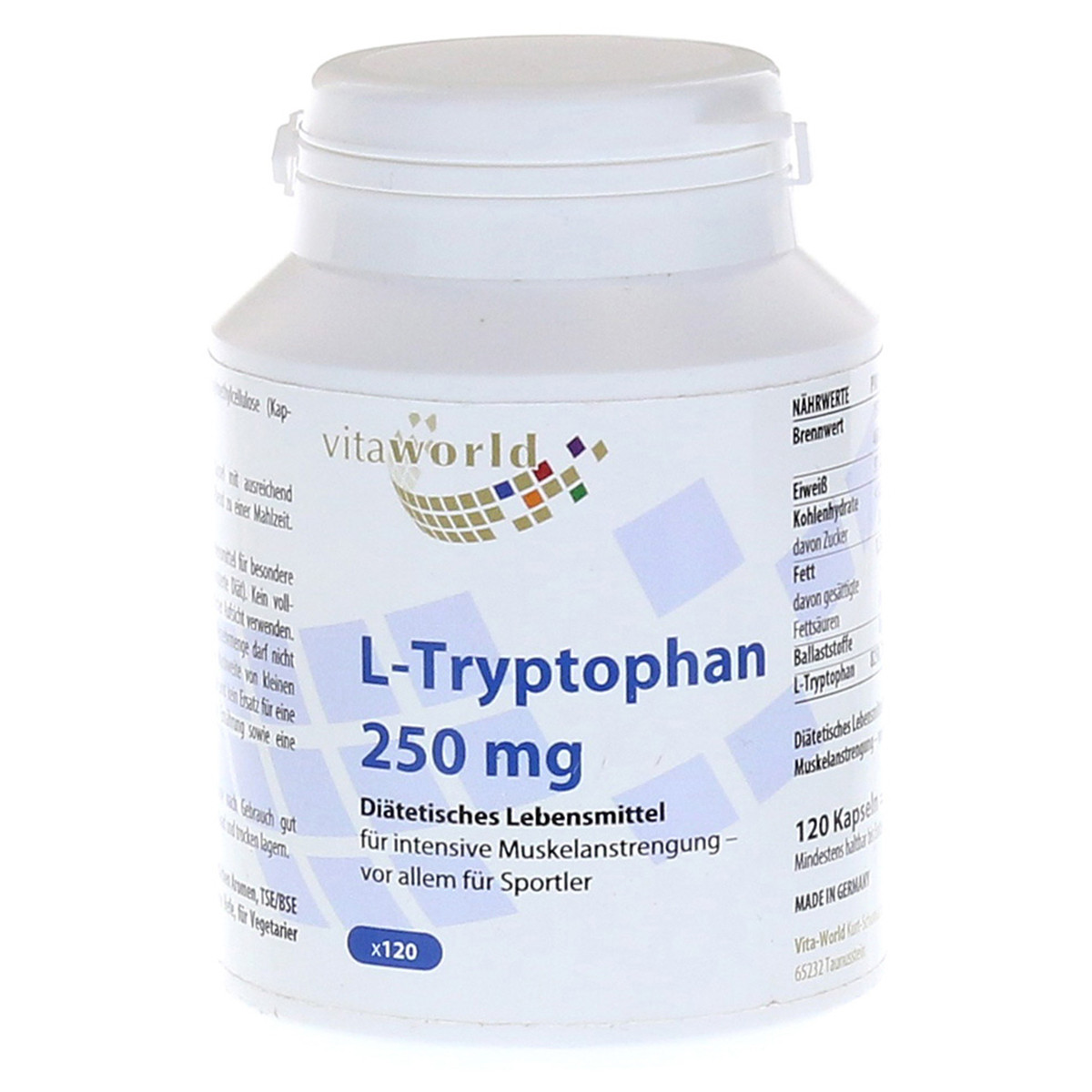 l tryptophan 250 mg kapseln. Black Bedroom Furniture Sets. Home Design Ideas